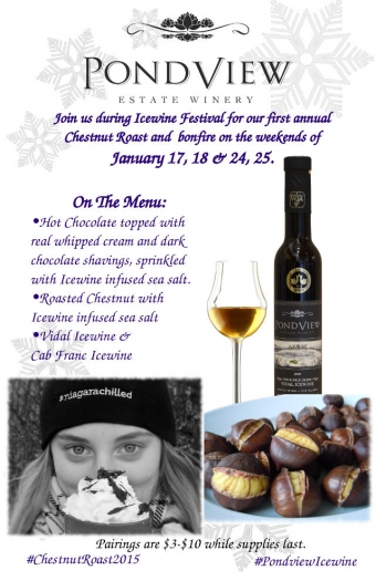 Annual Chestnut Roast & Icewine