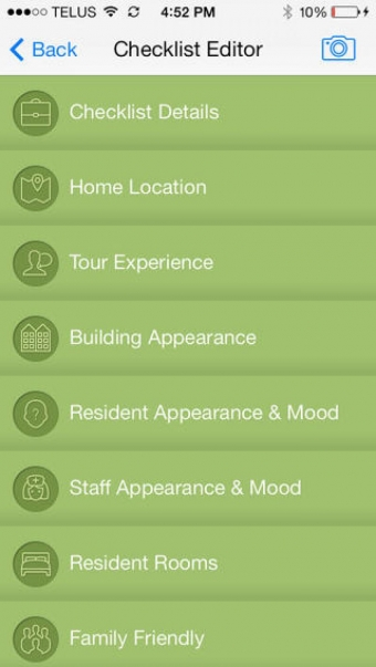 Elderpilot Long-Term Care home tour checklist and Elderpilot Retirement Residence tour checklist Mobile Apps: 15 reasons why you need these tour guides