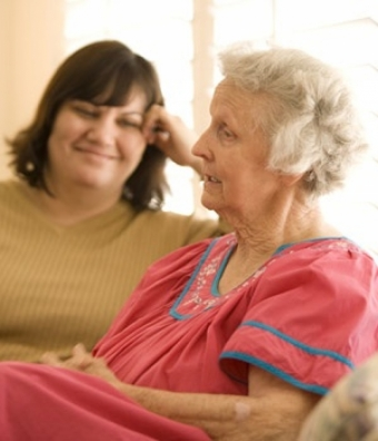 Choosing a Long-Term Care or Nursing Home: Why can't a Prospective Resident attend the Tours?