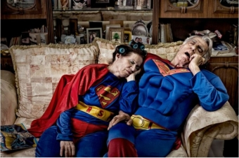 10 Super Heroes who will not Cope well in Long-Term Care Homes