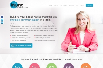 Welcome to the New InTune Communications Website!