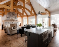 Custom Built Cottage at Sparrow Lake, Orillia