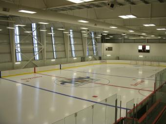 Mold Masters Sportsplex Twin Arena Addition