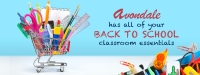 Back to School with Avondale!