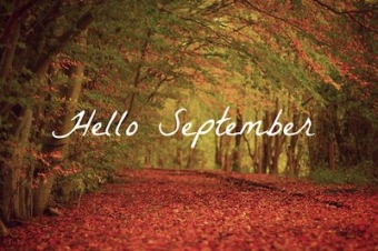 September is the New January!