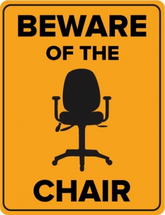 Beware of the Chair: How Sitting Disease is Slowly Killing You