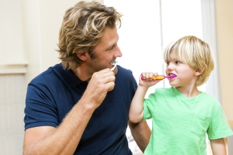 Are Your Kids Spending Enough Time Brushing?