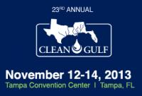 Join us at the Clean Gulf Conference, November 12-14