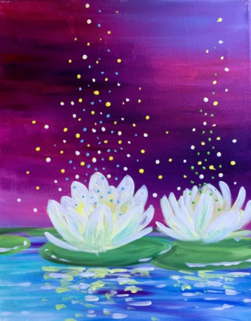 how fun is this paint night at iggys - Fun Pictures To Paint