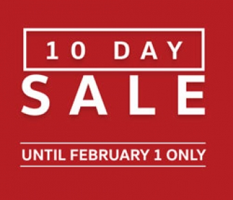 10 Day Winter Ready Sale Event