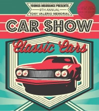 9th Annual Tony Valerio Memorial Car Show