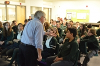International Holocaust Remembrance Day 2016 Educating at Hillfield-Strathallan College