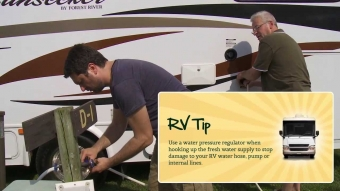 RV Tips: Hooking up your RV