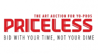 Priceless: The Art Auction for Yo-Pros