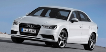 Spring into Audi with four lease payments at no charge!