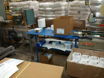 Transplanter's 1st packaging run comes rolling off the line in Dundas Ontario - and we'll start shipping to our vendors next week!