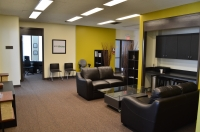 Professional, collaborative office space available in downtown St. Catharines