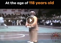 118 Year Old Chi Master