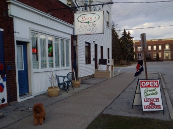Lucy's Cafe - Hidden dining treasure in Port Colborne #dineniagara