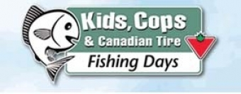 Bob Izumi's Kids, Cops & Canadian Tire Fishing Derby