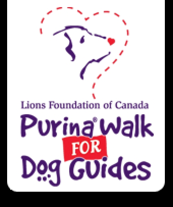 Thorold Lions Seek Participation in The Purina Walk for Dog Guides