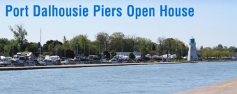 Open house set for Port Dalhousie piers