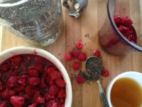 Eating Healthy with Tara Tellier - Chia Seed Jam