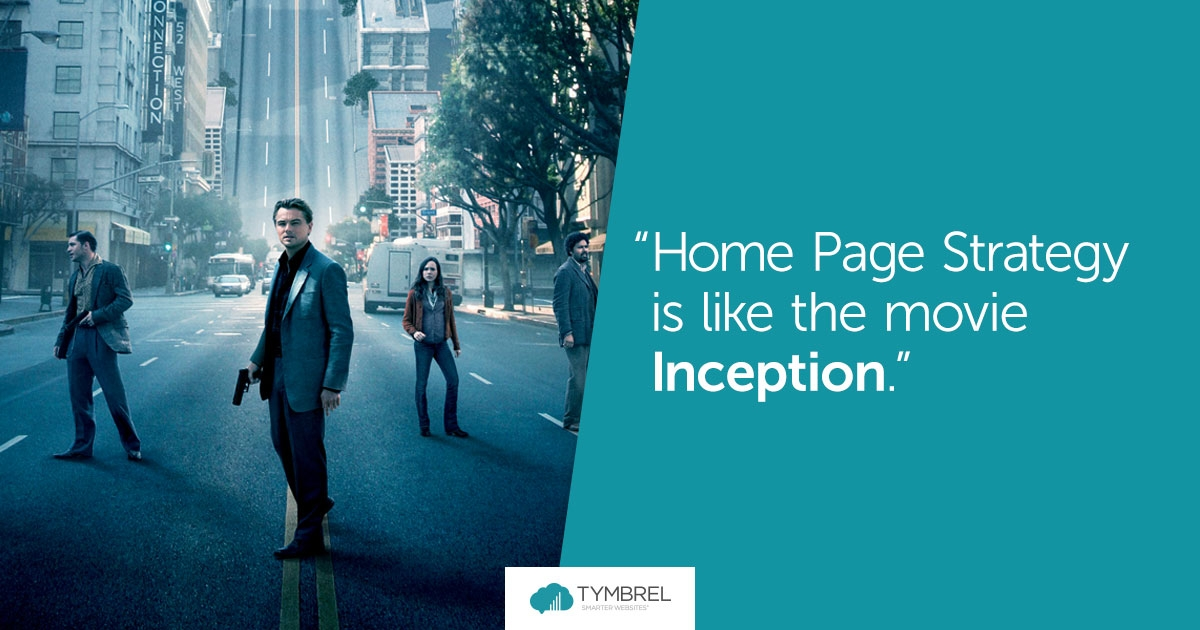 What the heck is Home Page Strategy?