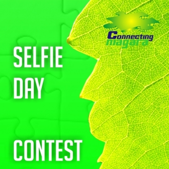 It's Selfie Day - we're having 1 day only contest