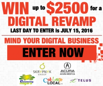 "ShopLocalNow.ca Launches the ""Digital Biz Makeover' in SW ON, Offering Small Business Owners $2,500 for Complete Digital Revamp"