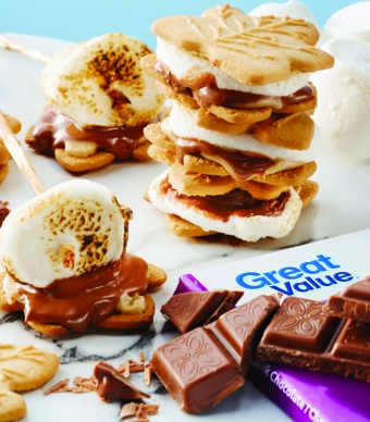 Try this delicious spin on s'mores right at home