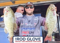 Bass Fishing in New England with Rod Glove Pro Staff, Rob Ramasci