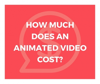 How Much Does Animated Video Cost?