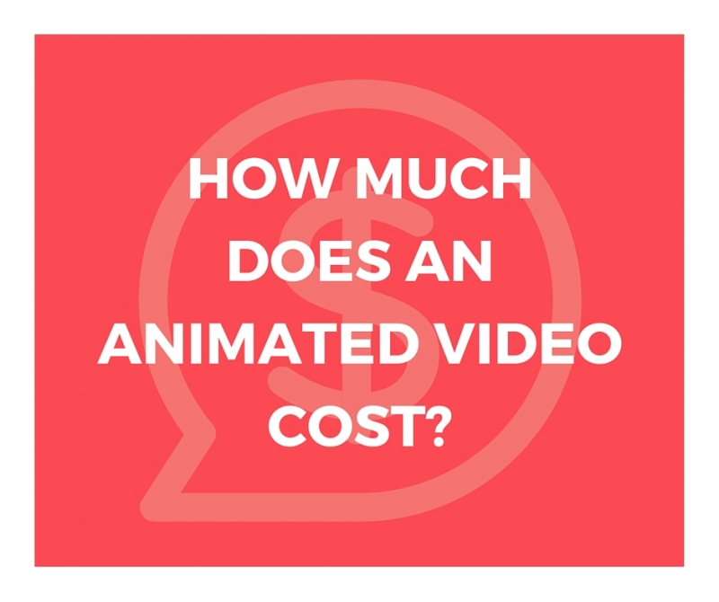 How Much Does Animated Video Cost? - Blog