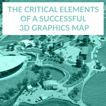 Critical Elements of a Successful 3D Graphics Map