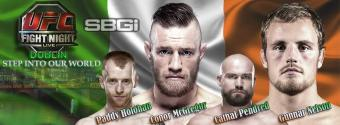 Gym Social: UFC Dublin July 19th