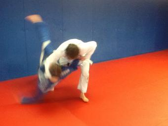 SBG Niagara Judo Workshop A Smashing Success!