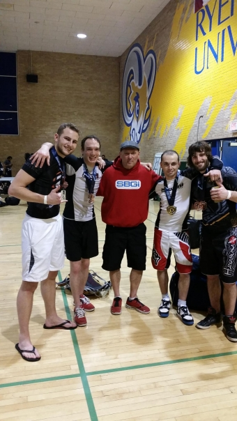 Team SBG Niagara Has Huge Success At Grappling Industries Toronto BJJ Competition