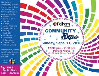2016 Pelham Fall Community Expo