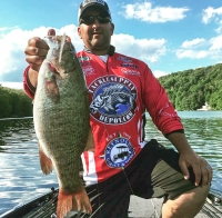 Fishing the East, Chris Simons, X Zone Pro Staff