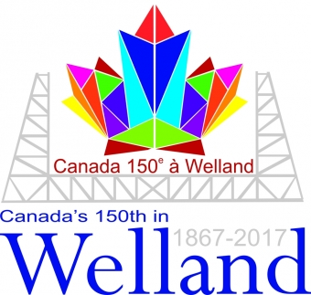 Canada's 150th in Welland Awarded 150th Celebration Garden