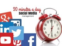 Social Media in 20 minutes a day