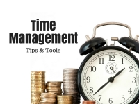 Time Management – Tips and Tools