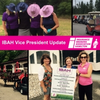 IBAH Vice President Update – This Year's Fantastic Events