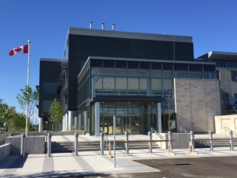 Public Tours of New Police Headquarters in Niagara Falls