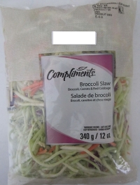 RECALL: Compliments Broccoli Slaw