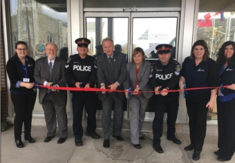 Collision Reporting Centre Opens in St. Catharines