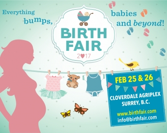 Join Us in February at Birth Fair 2017!