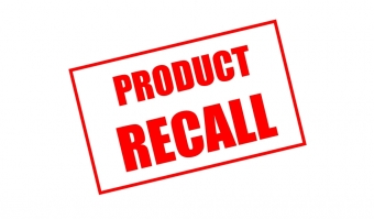 Recalls: slides, chairs, batteries, toys, supplement and safety equipment
