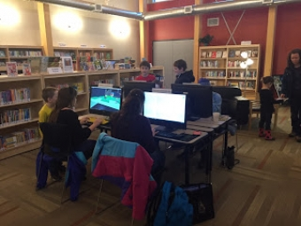 Maple Acre Library Now Open Pelham